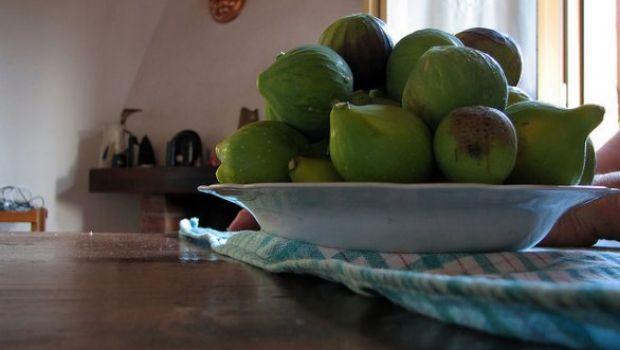 Ricette dessert: fichi al forno con cannella