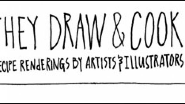 """Le splendide ricette illustrate di """"They draw and cook"""""""