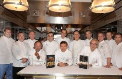 Gli chef e le ricette dei prestigiosi Relais & Chateux ora in un libro