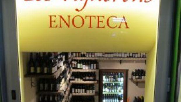 Enoteca a Roma: les Vignerons.