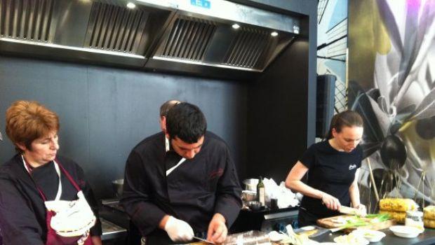 Salone del Gusto 2010: Gente del Fud di pasta Garofalo