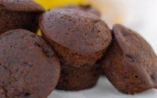 Ricetta dolce: tortine al cioccolato fondente e ricotta