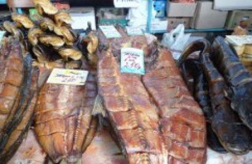Cucina russa: la frittura di storione