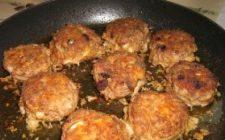 Cucina russa: le polpette casalinghe