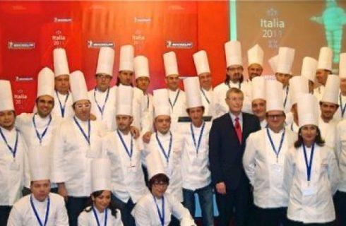 Ecco le stelle della Guida Michelin Italia 2011