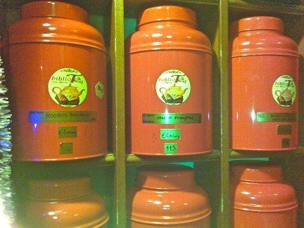 Abbinamenti: tè per il cenone di capodanno.