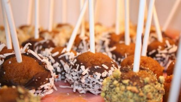 Ricetta facile: palline dolci variegate