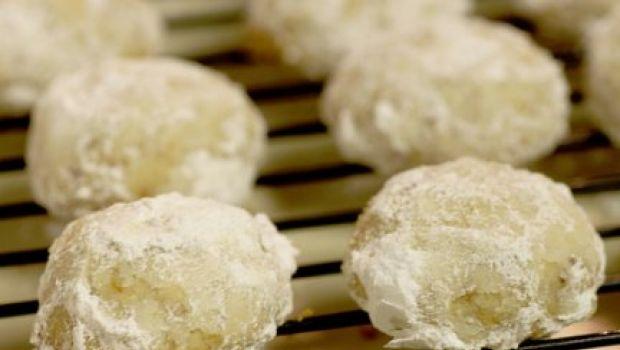 Ricetta dolce: palline al limone e cocco