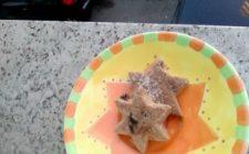Ricette dolci: stelline natalizie.