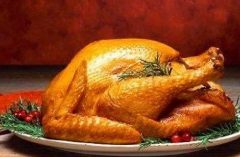 Le ricette che si mangiano solo a Natale – N.3 L'arrosto di tacchino ripieno