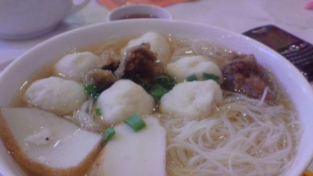 Ricetta facile: zuppa di spaghettini e pesce