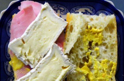 Un panino al giorno: la baguette tipica francese