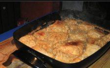 Ricetta facile: pollo fritto speziato