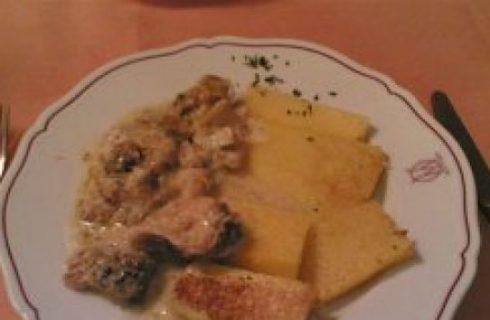 Settimana bianca in Veneto: il baccalà mantecato