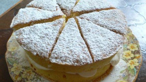 Ricetta dolce: torta doppio strato farcita