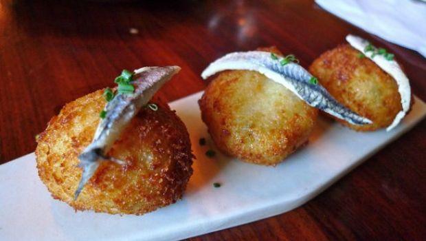 Ricetta veloce: palline di pesce fritte