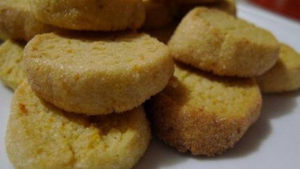 Ricetta dolce: biscotti all'arancia e cioccolato