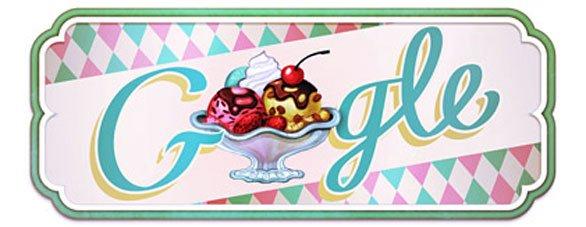 Inizia il tempo dei gelati (anche Google ce lo ricorda)