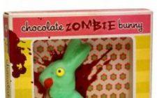 Speciale Pasqua: il coniglietto di cioccolato versione zombie