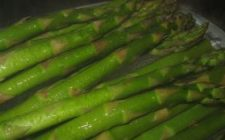 Ricetta della grigliata con asparagi