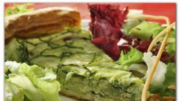 Ricette con le zucchine: il tortino di semolino