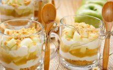 Ricette fresche d'estate: il tiramisu alla mela