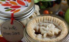 Come presentare i dolci: La crostata nel vasetto