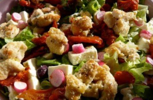 La ricetta dell'insalata di pollo