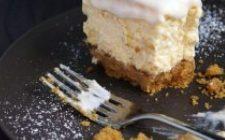 La ricetta del Manhattan Cheesecake, il vero tradizionale newyorkese