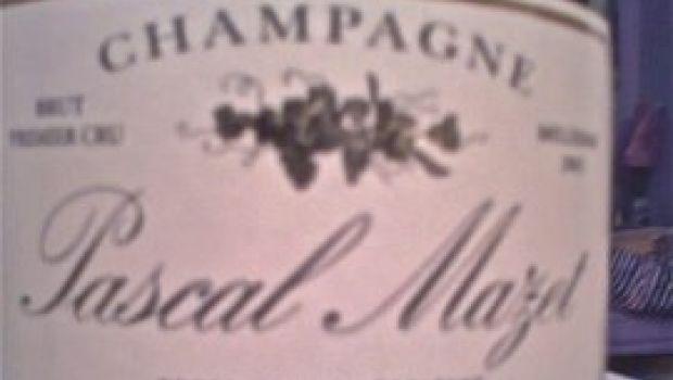 Vini: Champagne Pascal Mazet.
