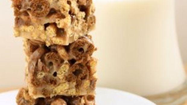 Ricette con i cereali: i dolcetti con ciambelline all'avena
