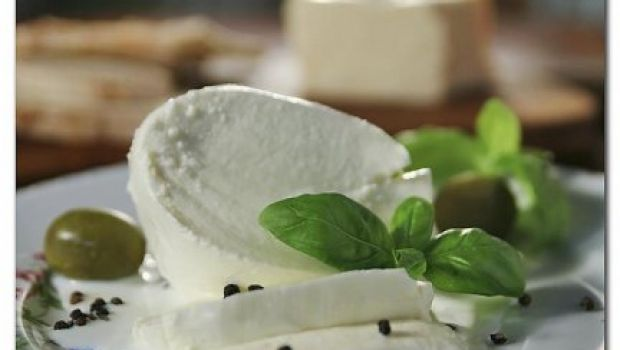 Ricette fresche: carpaccio di mozzarella