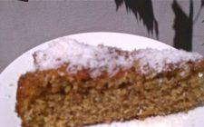 Ricetta dolci: il ciambellone per celiaci.