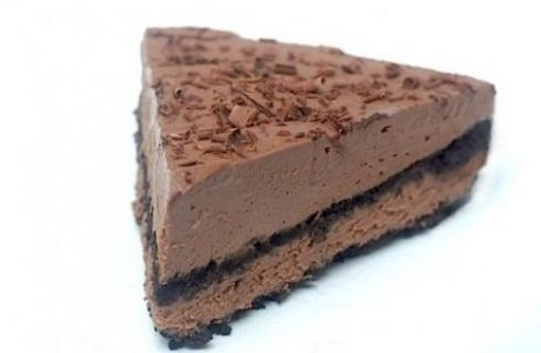 Torte senza forno: al cioccolato e ricotta con i wafer