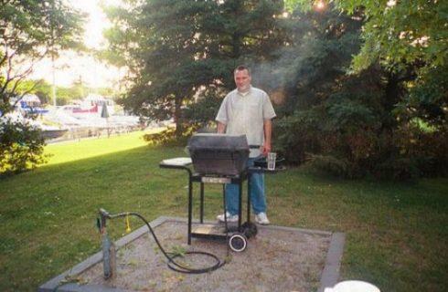 Ricette barbecue: il polpo alla brace
