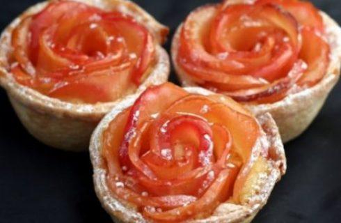 Come decorare le crostate di mele