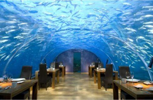 Dieci ristoranti strani in giro per il mondo