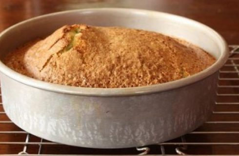 Ricetta dolce: torta alla ricotta e cocco