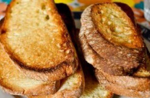 Cucina italiana: non di solo pane vive l'uomo… o sì?