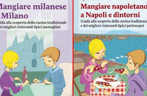 Mangiare milanese a Milano e napoletano a Napoli