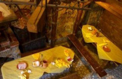 La Taverna del Barone a Fumone (Fr)