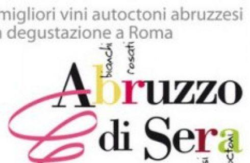 Eventi: Degustazione Abruzzo di sera.