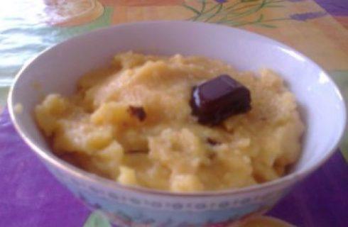 Ricetta dessert: Polenta dolce