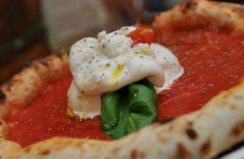 La vera pizza napoletana anche a Torino? C'è Cammafa'