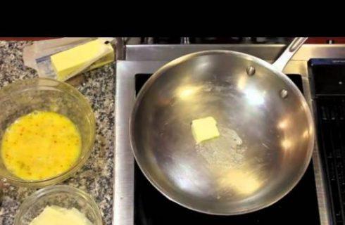 Giornata Mondiale dell'Uovo: festeggiamo con una omelette