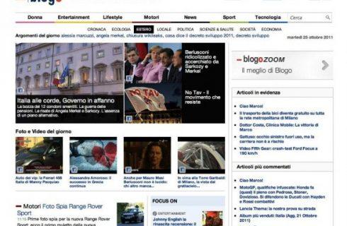 Populis annuncia il nuovo Blogo: siamo il terzo polo di news online in Italia!