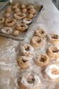 Ricette con la zucca: i donuts (ciambelline fritte)