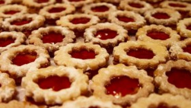 Cucina russa: i biscotti 'Favola di bosco'