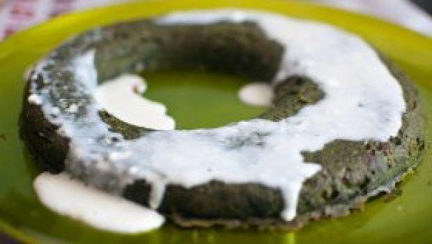 Piatti unici: la corona di spinaci con polpettine