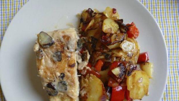 Ricette tipiche: il baccalà con le patate alla calabrese